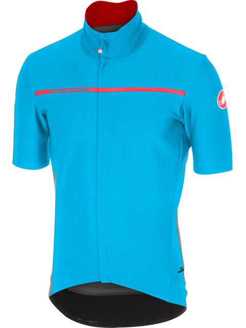 Castelli Gabba 3 Short Sleeve Jersey Men sky blue